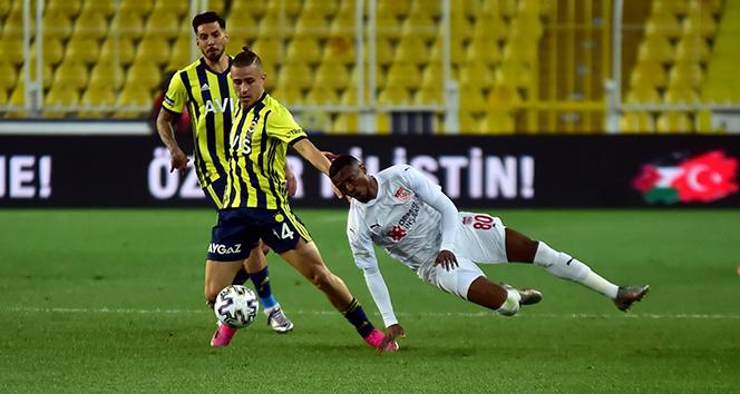 ÖZET İZLE| Fenerbahçe 1-2 Sivasspor Maç Özeti ve Golleri İzle