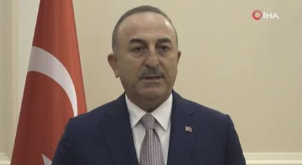 Çavuşoğlundan Filistin açıklaması: Türkiye olarak sessiz kalamazdık