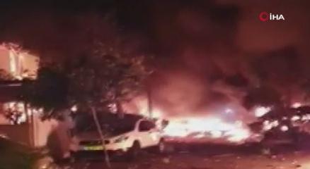 Tel Avive roket saldırısı: 1 ölü, 8 yaralı