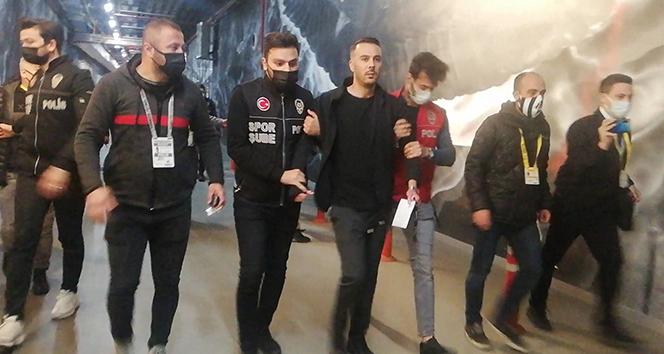 Ghezzal'ın menajeri Hakan Korkmaz gözaltına alındı