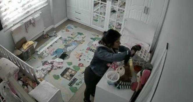 Eve giren hırsızlar 10 bin liralık ziynet eşyasını böyle çaldı