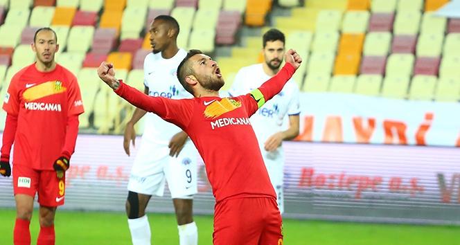 Süper Lig'in en çok gol atan yerli futbolcusu: Adem Büyük