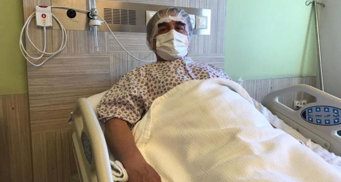 Çocuklar Duymasın'ın Fıs Fıs İsmail'i Süleyman Yağcı açık kalp ameliyatına alındı