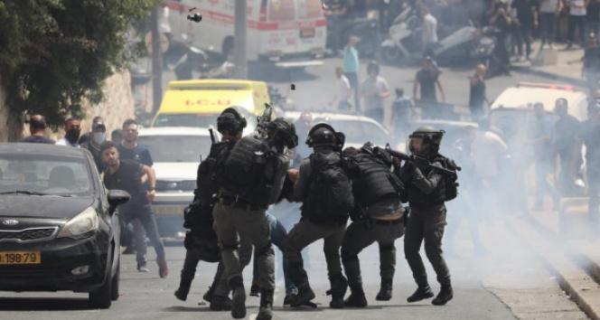 İsrail'in hava saldırılarında hayatını kaybedenlerin sayısı 53'e yükseldi