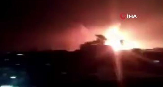 İsrail, Gazze'de birçok noktayı vurdu