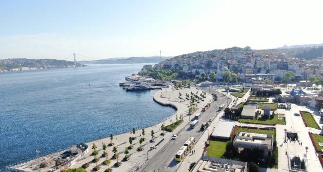İstanbul'da bayramda meydanlar boş kaldı