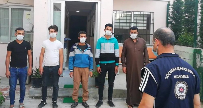 Suriyeli şahısların 'turistiz' yalanını polis ortaya çıkardı