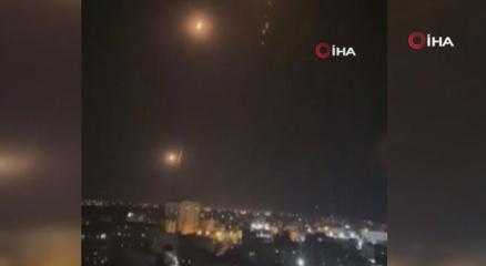 Lübnandan İsraile 3 roket atıldı
