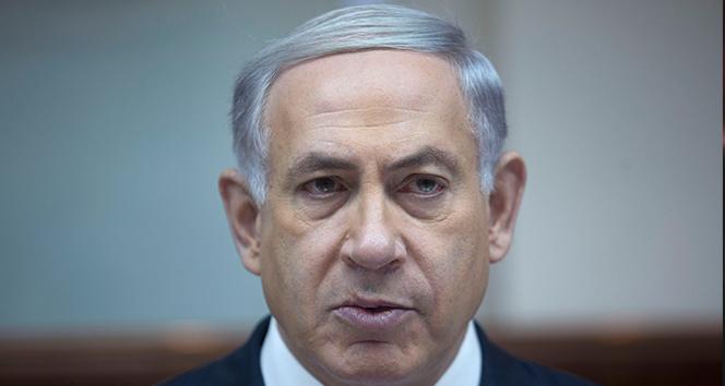 Netanyahu'dan harekata ilişkin açıklama!