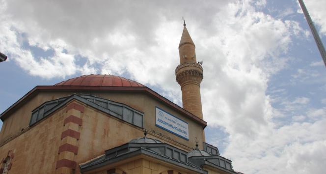 Gizemli yolu ve efsaneleriyle meşhur Abdurrahman Gazi Türbesi bu bayram boş kaldı