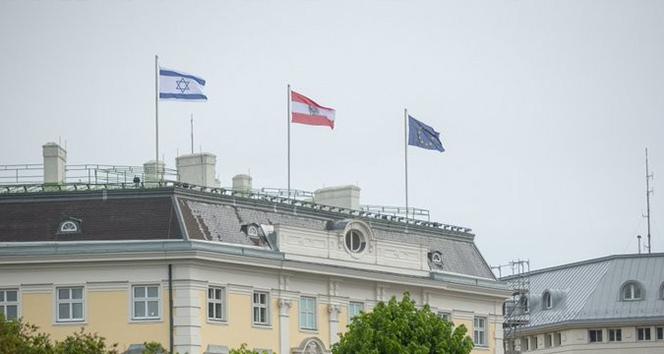 Filistin'e yönelik saldırılara sessiz kalan Avusturya'dan İsrail'e destek