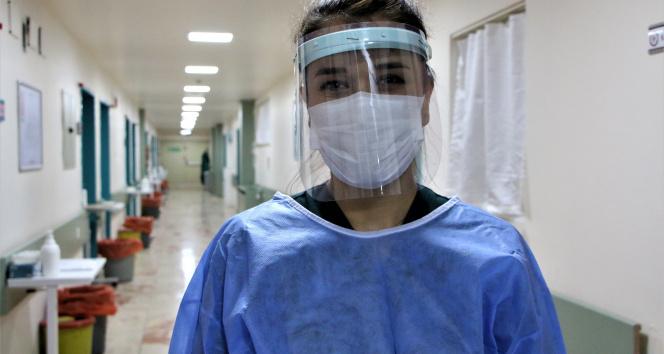 Bayramı hastanede geçiren sağlıkçılar anlattı