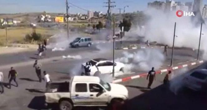 Batı Şeria'daki Gazze'ye destek gösterilerinde 10 Filistinli hayatını kaybetti