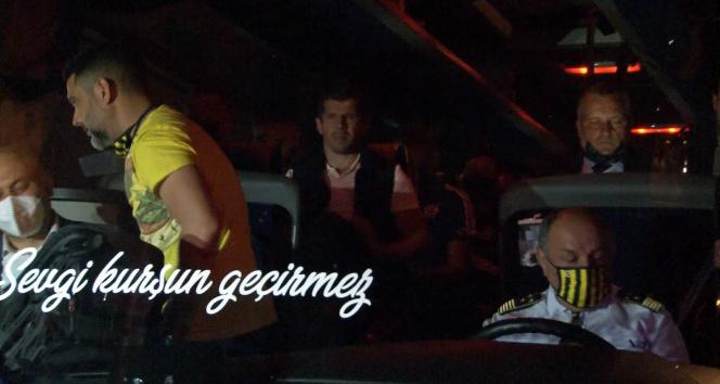 Fenerbahçe Kayseri'ye geldi