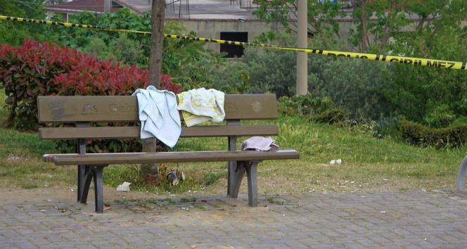 Çocuk parkında korkunç cinayet, kalbinden bıçaklayıp kaçtı!