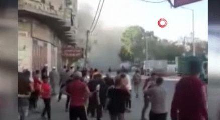 İsrail, Hamasın üst düzey lideri El Hayyanın evini vurdu