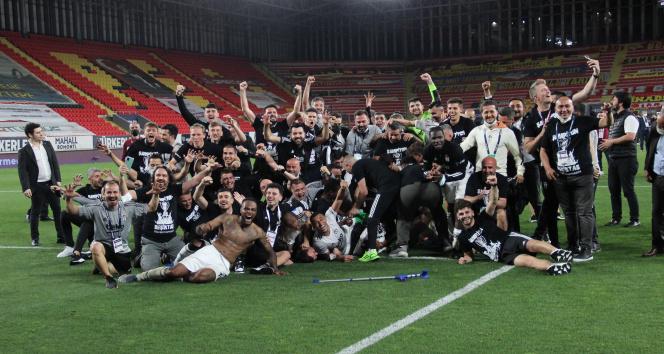 Beşiktaş'ın en anlamlı şampiyonluğu