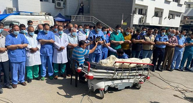 İsrailin Gazzedeki saldırılarında 2 doktor öldü