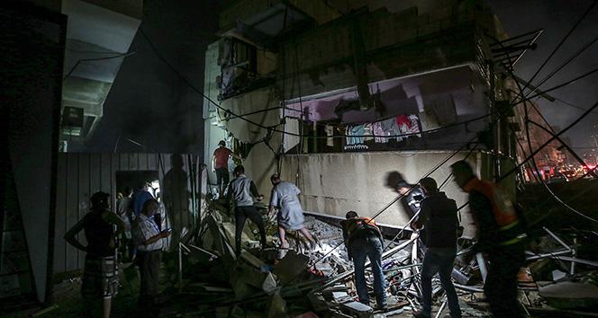 İsrail'den Gazze Şeridi'ne hava ve kara operasyonu! İşte son haberler