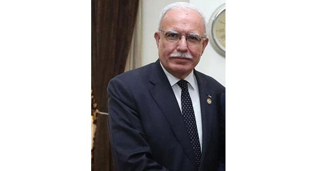 Filistin Dışişleri Bakanı Riad al Maliki: 'İsrail savaş suçları ve insanlığa karşı suçlar işliyor'