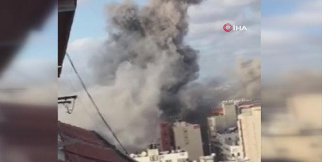 Gazzedeki merkezi laboratuvar İsrailin saldırısında hasar aldı