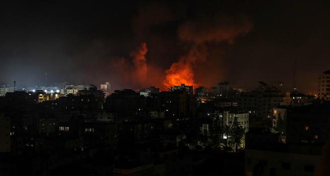 İsrail saldırılarında son durum: 212 kişi hayatını kaybetti 1.400 yaralı