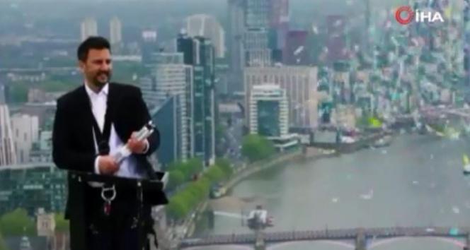 London Eye yeniden ziyarete açıldı