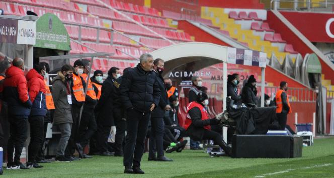 Kayserispor'da 6 teknik direktör çalıştı