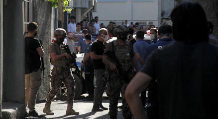 İstanbulda PKKya operasyon: 5 gözaltı