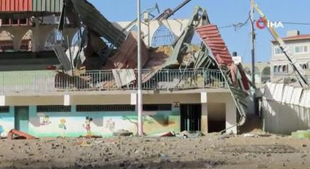 İsrailin saldırıları Filistini 244 milyon dolar maddi hasara uğrattı