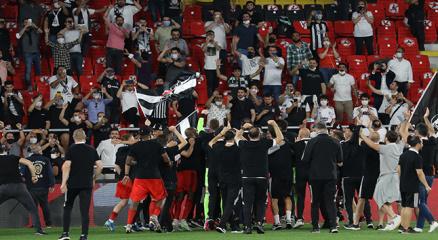 Beşiktaş kazandı, Fenerbahçe Avrupa Ligine gitti