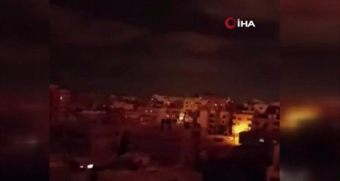 İsrail'in Gazze'ye saldırıları devam ediyor: 7 yaralı