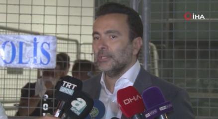 Beşiktaş Asbaşkanı Kocadağ: Bir kulüp çalışanımız yaralandı