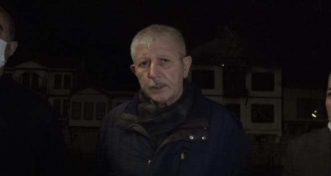 Amasya Belediye Başkanı Sarı: 'Tesellimiz can kaybının olmayışı ve yangının yandaki binalara sıçramaması'