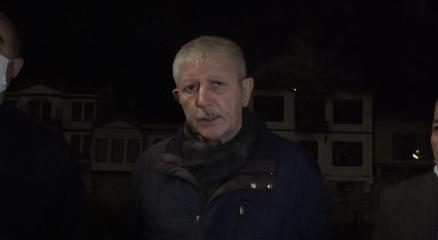 Amasya Belediye Başkanı Sarı: Tesellimiz can kaybının olmayışı ve yangının yandaki binalara sıçramaması