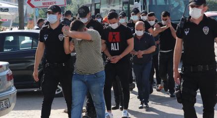 3 milyon TLlik vurgun yapan 14 sahte bankacı tutuklandı