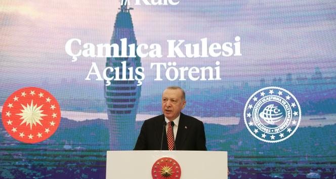 Cumhurbaşkanı Erdoğan: 'Kanal İstanbul'un temelini Haziran ayı sonunda atıyoruz'