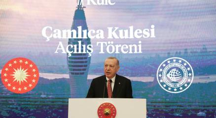 Cumhurbaşkanı Erdoğan: Kanal İstanbulun temelini Haziran ayı sonunda atıyoruz