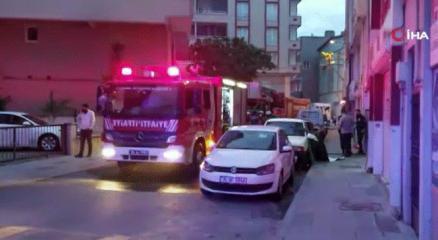 Silivride feci iş kazası...patlamada ağır yaralanan şahıs kurtarılamadı