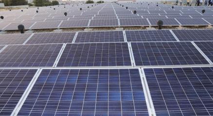 Güneş enerjisi ile 2 milyon lira tasarruf sağlayacaklar