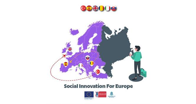 Başakşehir sosyal inovasyonda Avrupa'ya örnek oluyor