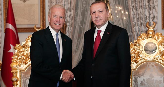 Biden ve Erdoğan önümüzdeki hafta 'önemli farklılıkları' ele alacak