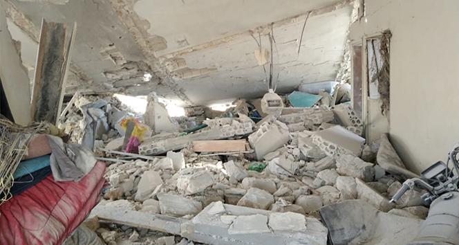 Esad rejiminden İdlib kırsalına karadan ve havadan saldırı: 7 ölü