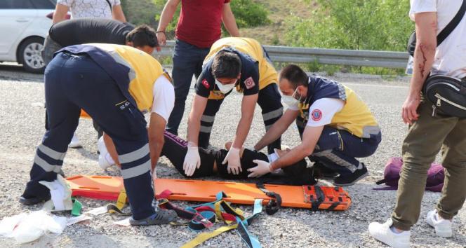 Kazada yaralanan 22 öğrenci ve 3 öğretmenin sağlık durumu iyi