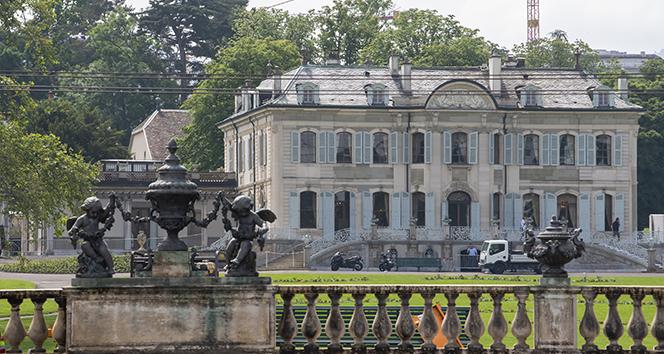 Biden ile Putin görüşmesi Villa La Grange'de gerçekleşecek