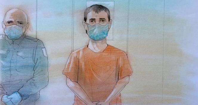 Kanada'da Müslüman aileden 4 kişiyi öldüren zanlı hakim karşısında