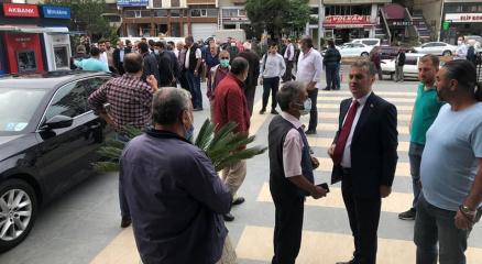 Yomrada Belediye Başkanı Bıyıka silahlı saldırı