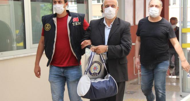 PKK/KCK'nın cezaevi yapılanması şüphelisi 7 kişi adliyeye sevk edildi
