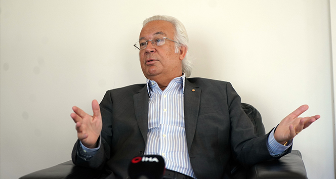 Eşref Hamamcıoğlu: 'Oyların çoğunu biz alırız'