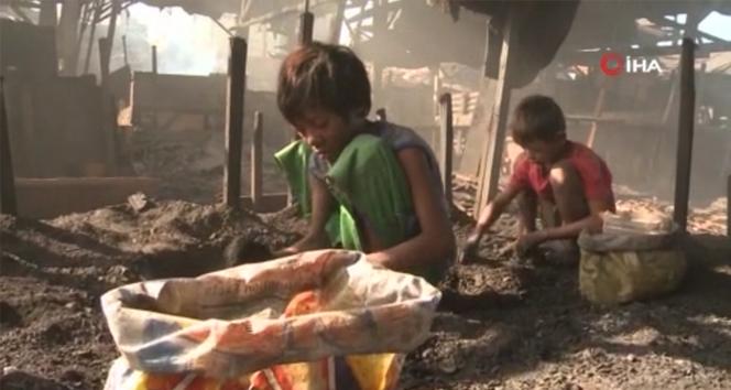Dünya genelinde çocuk işçi sayısı son 4 yılda 8.4 milyon artış gösterdi